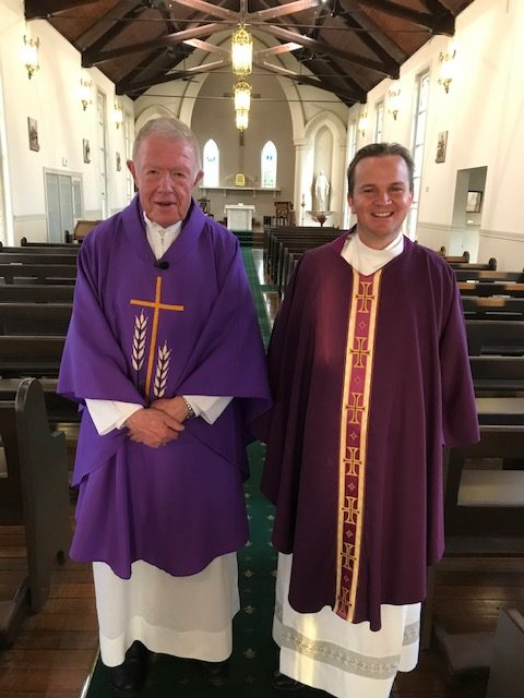 Bishop Brady's Visit